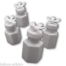 24 Festa Di Nozze Bianco lovebird COLOMBE partito è a favore di bottiglie di bolle