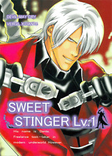 Devil May Cry doujinshi Vergil x Dante Sweet Stinger Lv. 1 Fire House Firehouse