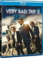 Blu Ray  //  VERY BAD TRIP 3  //  Cooper - Galifianakis- Helms / NEUF cellophané