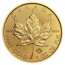 50 Dollar Canada 2018 BU - 1 OZ Gold Maple Leaf 2018
