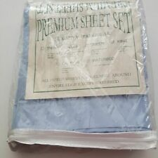 Waterbed Sheets King Size Attached Sheets - New