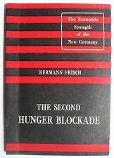 Germany vs UK 1941 The Second Hunger Blockade WWII Political ephemera economics