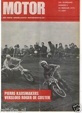 MO7208-JAMATHI BLOK 1972,FRITS SELLING ,BATAVUS 125CC CROSS,LOMMEL,VD BROECK,