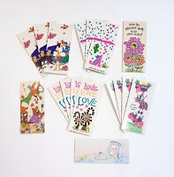 Lot of 17 Vintage American Celebrations Greeting Cards Assorted Occasions Unused