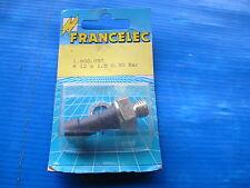 Manocontact de pression d'huile Francelec pour: Fiat: Panda, Uno