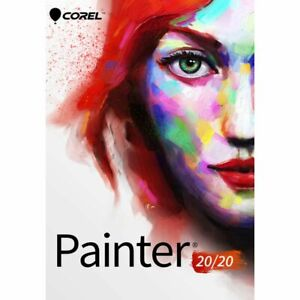 Corel Painter 2020 Education DOWNLOAD- Mac-Win English-French