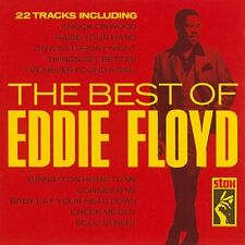 Eddie Floyd - The Best Of Eddie Floyd (CDSX 010)