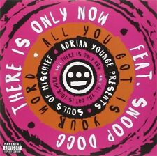 """There Is Only Now/ All You Got Is Your Word By Souls of Mischief 7"""" Vinyl Record"""