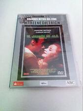 "DVD ""EL JARDIN DE ALA"" COMO NUEVO RICHARD BOLESLAWSKI MARLENE DIETRICH CHARLES B"