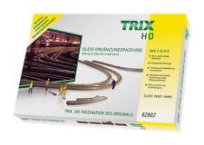 Trix H0 62902 C-Gleis-Ergänzungspackung C2 Messepreis 12 Teile Neuware