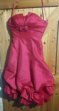 """Stunning Size 8 Prom Dress Wedding Guest Or Bridesmaid Dress Chest 32"""" Bustier"""