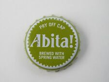 Beer Bottle Crown Cap <> ABITA Brewing Co ** Add'l Caps Only $0.25 S&H Worldwide