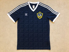 LA Galaxy Adidas Originals Football Shirt Size: Adults Medium