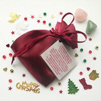 Bag of Christmas Blessings Greetings Card / Gift / Stocking Filler Tree Ornament