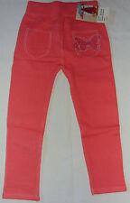 Kinder Mädchen Legging  Gr. 146 - 152 orange NEU  L / 58