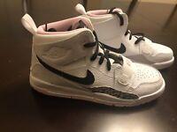 New Nike Air Jordan Legacy 312 Pink White Foam Sneaker Shoes Size US 3Y