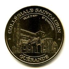 44  GUERANDE Collégiale, 2010, Monnaie de Paris