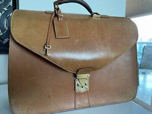 louis vuittons mens briefcase