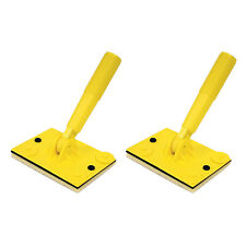 New listing New Mr. Long Arm Trim Smart Paint Edger, Yellow (2-Pack)