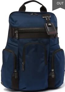 Tumi Nickerson 3 Pocket Expansion Bagpack. Brand New With Tags. Retail $395