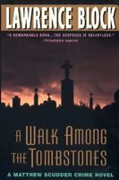 A Walk Among the Tombstones: A Matthew Scudder Cri