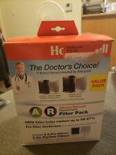 New listing New Damaged Box Honeywell Hrf-Arvp True Hepa Filter Value Pack