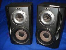 SONY SS-RG30 Pair of Speakers - USED (1310_22C)