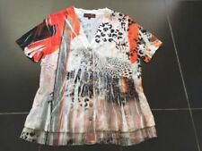 Polyester Animal Print Seven Sisters Tops for Women