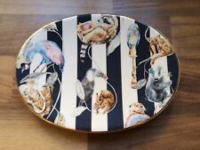 House Of Hackney ceramic Soap dish Hackney Empire Stripe