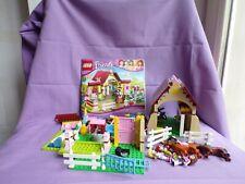 LEGO FRIENDS 3189 LES ECURIES DE HEARTLAKE CITY IMCOMPLET SANS BOITE