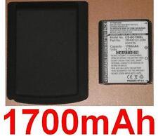 Case+Battery 1700mAh for HTC Juno, Kii 100, Phoebus
