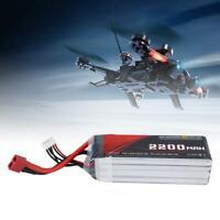 NGPOW 14.8V 2200mAh 25C Rechargeable Lipo Battery XT60 Plug for RC Models
