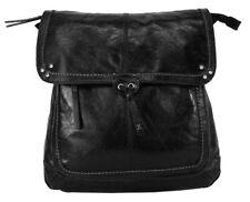 ** THE SAK VENTURA Convertible Black Leather Backpak Shoulder Bag Msrp $159.00