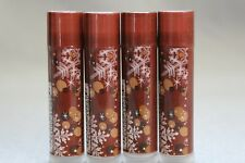 Avon Gingerbread Lip Balm Lot of 4 Winter Delights Holiday NEW & Sealed