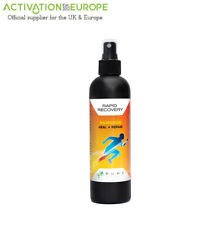 PURE Nutracare Rapid Recovery Magnesium Spray - 250ml - EASE replacement.