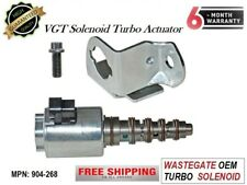 VGT Turbocharger Wastegate Solenoid Ford F250-350-450-550-650-750 SD 6LV8 Diesel