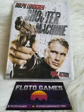 DVD ZONE 2 FR : Shooter Machine - Dolph Lundgren - Action - Floto Games