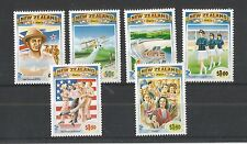NEW ZEALAND 1993 NEW ZEALAND IN THE 1940'S SG,1771-1776 U/MM NH LOT 2413A