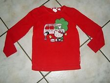 Super Shirt H&M Gr.122/128 rot mit HELLO KITTY