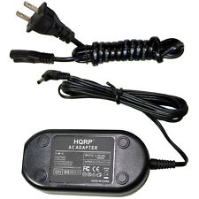 HQRP AC Power Adapter for Canon VIXIA DC311, HF21, FV 500 M1 M10 M100 M20