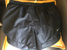 Nike Dri Fit Black Shorts Size L Uk