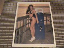 Vintage Pub Pin-up Bikini Via Pepsi Machine Rare Edition Pepsi-Cola 1959