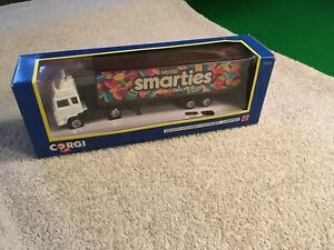Corgi 91410 Seddon Atkinson Container - Smarties - Scale 1:64 -Boxed