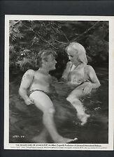 MAMIE VAN DOREN CHEESECAKE - 1960 THE PRIVATE LIVES OF ADAM + EVE - MARTY MILNER
