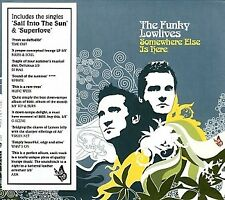 Funky lowlives-Somewhere Else Is Here (CD)