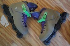 Rollerblade Men's Inline Skates - Size 10.5 - Gray