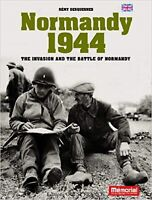 NORMANDY 1944 -2009- THE INVASION AND THE BATTLE OF NORMANDY-ENGLISH VERSION