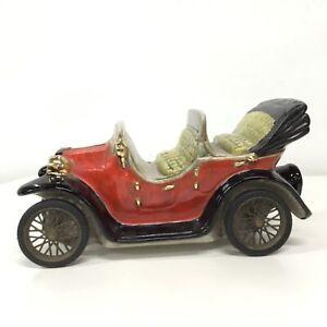 Vintage Car Decanter - Itala 1918 Riprod Vietata C.C Art 2598, Made in Italy#454