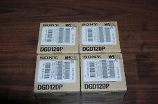 Sony DGD120P 20 neue Kassetten DDS Digital Data Storage