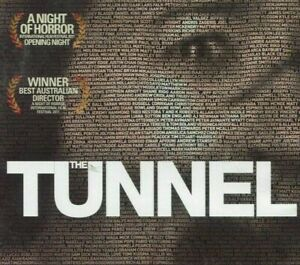 The Tunnel DVD Horror Australian Movie 2011 - RARE OOP - Region 4 PAL